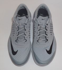 sneakers for cheap f577d 78905 Nike FS Lite Run 2 685266-011 Grey Black Mens US Size 7 UK 6 for sale  online   eBay