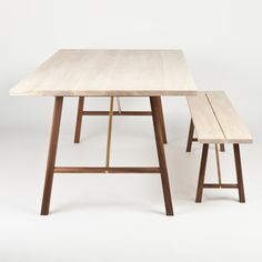 this table is so pretty. from British Company: Another Country