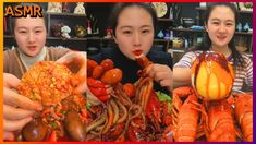 Octopus Eating, Spicy Recipes, Seafood, Sea Food, Seafood Dishes