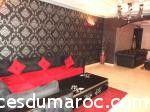 Location appartament meublé sur gauthier Casablanca
