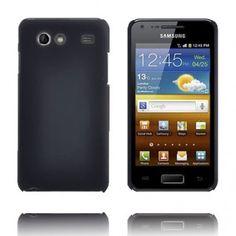 Hårdskal (Svart) Samsung Galaxy S Advance-Skal