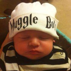 Muggle born. NEED for my future babies!! :)