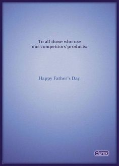 Happy #fatherday ! #Pub #durex