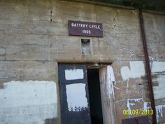Battery Lytle @ Fort Stark in Newcastle, NH