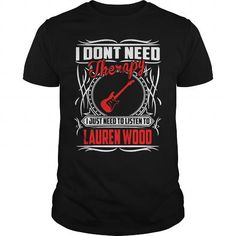 I Love Love Lauren Wood Christmast 2017 Shirt; Tee