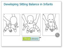 Developing Sitting Balance in Infants