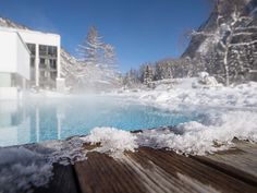 VALAVIER Aktivresort - Angebote Waterfall, Spa, Hotels, Outdoor, Winter, Outdoors, Winter Time, Rain, The Great Outdoors