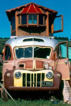 House bus or Campervan?