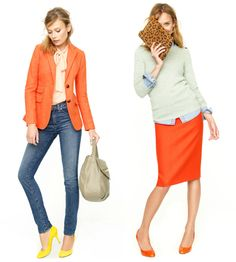 J.CREW, looks for fall 1