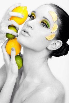 ♡ lemons and limes ♥