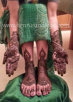 Mehndi Maharani Finalist: Henna SanDiego http://maharaniweddings.com/gallery/photo/26999