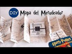 Imprime y monta tu mapa del Merodeador ⚡️