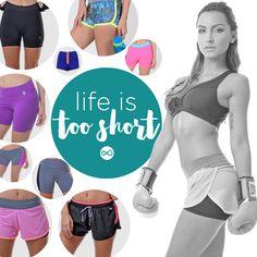 Life is too short to wear boring shorts! Temos vários shorts lindos nos site, e tem novidade tambem! http://www.livreeleve.com.br/roupas/shorts.html #temnalivreeleve #somoslivreeleve #sejalivreeleve