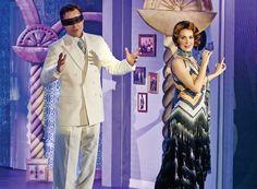 """Foto do espetáculo musical """"A Madrinha Embriagada"""".   A equipe da Elipse Publicidade marcou presença no espetáculo musical."""