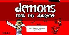 Demonios quieren llegar todos los juguetes de los niños del mundo y al mismo tiempo el alma de la alegría, tu eres un angel que tiene que evitar esos robos y eliminar a los demonios para que no se los lleven.