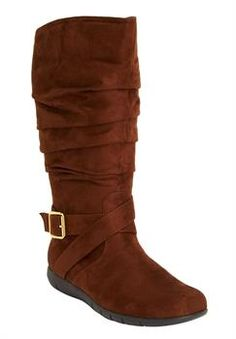 Plus Size Catalina Wide Calf Boot