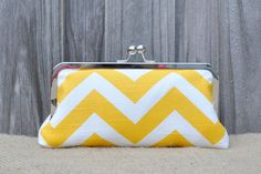 golden gracie clutch by oatmeallacedesign on Etsy, $48.00