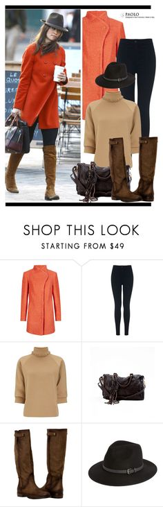 """""""Winter in PaoloShoes"""" by spenderellastyle ❤ liked on Polyvore featuring Pippa, Miss Selfridge, J.W. Anderson and Sole Society"""