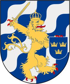 Coat of arms of the municipality of Göteborg, Sweden