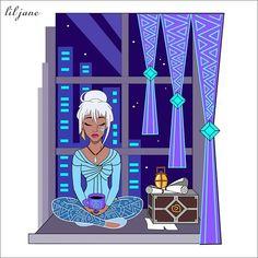 Princess Kida, Disney Princess Art, Disney Fan Art, Disney Love, Disney And Dreamworks, Disney Pixar, All Disney Princesses, Disney Characters, Gravity Falls