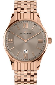 View collection: http://www.e-oro.gr/markes/jacques-lemans-rologia/