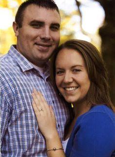 Krebs-Munn engagement. 11.14.2014. Jessica S. Krebs, daughter of Scott and Sue Krebs, Thieme Gulf Road, Vernon, to Andrew M. Munn, son of Gary and Nancy Munn, Stop 7 Road, Westmoreland.