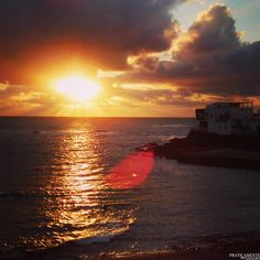 Sunset @ Cotillo