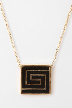 Givenchy 70s necklace