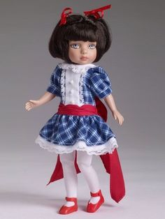 """Effanbee/Tonner-New PATSYETTE SUMMER PARTY DOLL - 8"""" Tiny Betsy Body - Sold Out #EffanbeeTonner #Dolls"""