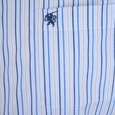 Carson Narrow Stripe Short Sleeve Shirt by Carson