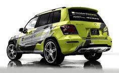 Auto • Mercedes Benz GLK