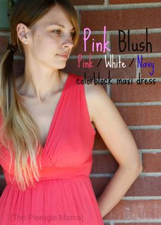 The Pierogie Mama: #Maternity and Nursing wear with Pink Blush #Giveaway!