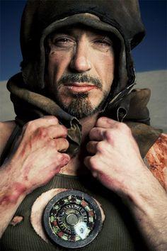 Robert Downey Jr. as Tony Stark (Iron Man)