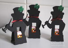 Rainer's Basteleien - New Ideas Tin Foil Meals, St Pats, Diy Garden Decor, Stamping Up, St Patricks Day, Handicraft, Happy New Year, Hobbit, Christmas Holidays