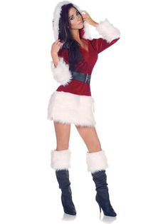 2020 Underwraps Costumes Women's Sexy Christmas Costume - All Wrapped Up and more Christmas Costumes for Women, Women's Halloween Costumes for Up Halloween Costumes, Up Costumes, Christmas Costumes, Adult Costumes, Adult Halloween, Santa Costumes, Halloween Ideas, Halloween Party, Mrs Claus Outfit
