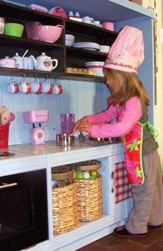 Play kitchen