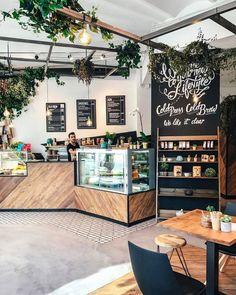 Coffee shop interior decor ideas 12