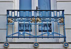 Vienna, 1030 Dannebergplatz 11 Arch. Georg Berger anno 1906