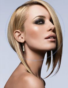 best inverted bob!Love this!! Would love to do it, but I dunno if I could pull that off   ;}
