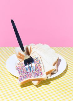 art direction | sprinkles on toast food styling still life photography - Danielle Basser