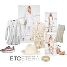 Etcetera: Crochet trending. by etcetera-nyc on Polyvore featuring NIKE, Lanvin, Mulberry, boho, Spring2015, etceteracollection and etceteranyc