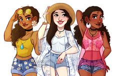 I ABSOLUTELY LOVE MODERN SCHUYLER SISTERS!