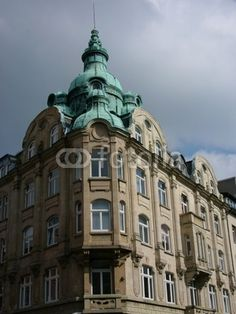 Prachtvolles Eckhaus in der Kaiserstraße in Offenbach am Main in Hessen