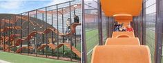 Fairly space efficient - a possible alternative to a chain link fence? We could probably spend the whole budget on just this.