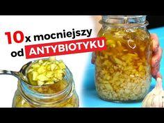 Domowe syropy 10x MOCNIEJSZE od ANTYBIOTYKÓW! - YouTube Beans, Vegetables, Health, Youtube, Food, Turmeric, Health Care, Essen, Vegetable Recipes