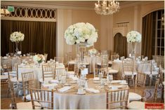 Omni Parker House – #Boston #wedding #reception | wedding table ...