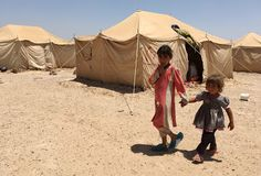 Iraq : Fallujah's displaced endure 'inhuman' conditions