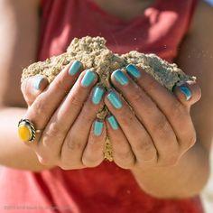 Zoya Nail Polish in Rayne Hot Blue, Blue Nail Polish, Girly Things, Girly Stuff, Manicure And Pedicure, My Nails, Hair Color, Nail Art, Turquoise