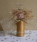 Homemade Angel Christmas Ornaments - Bing Images