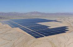 Worlds Largest Solar Plant Goes Online Using 9 Million Solar Panels